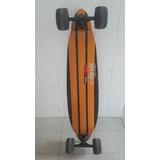Longboard R-deck