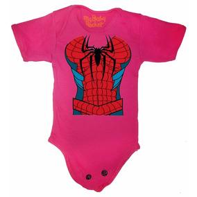 Pañaleros De Spider Woman - Disfraz Para Bebes