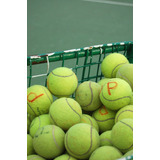 Pelotas De Tenis, Fronton, Ping Pong Y Fulbito De Mano.