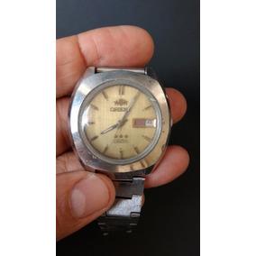 1aac525dac0 Relógio Orient Automático Gigante