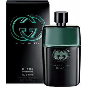 c10d96cf25f4a Perfume Gucci Guilty Black Hombre Mujer - Perfumes en Mercado Libre ...