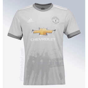 Camiseta Manchester United 2017 / Suplente O Tercera