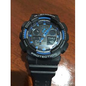 f01f320a741 Relógio Casio G-shock Ga 100 1a2dr