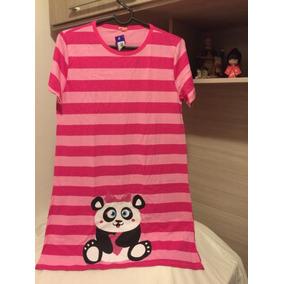 793a742e8 Camisola Panda Pijamas - Roupa de Dormir para Feminino no Mercado ...