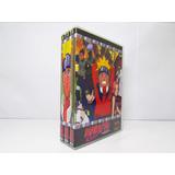 Naruto Clássico Box Completo Mega Coleção (dublado)