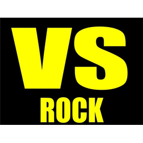 Vs Pop Rock Nacional Multipista Vendido Por Unidade