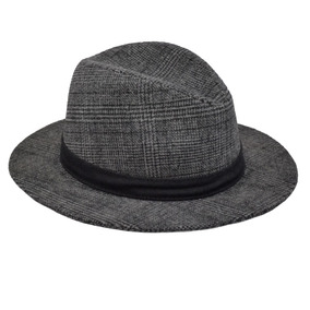 Sombrero Fedora Unisex Hipster Vintage Hombre Mujer 0b0ec38624e