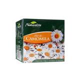Kit 3 Chá De Camomila 10g Naturelife