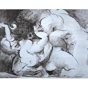 Pablo Picasso 1933 Autentificado