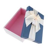 Cubierta Caja Regalos Vacío Cinta De La Cubierta Lino Prese