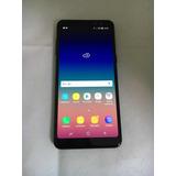 Galaxy A8 Leve Fisura En Cristal At&t Sirve Todo 122