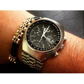 ef199f504f31 Reloj Omega Speedmaster Automatic Mark 4.5 Excelente Msi Emx