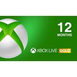 Membresia Online Xbox Live Xbox One
