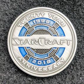 Starcraft - Moeda Pax East Blizzard (20th Anniversary)