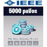 Fortnite 5000 Pavos Todas Las Plataformas