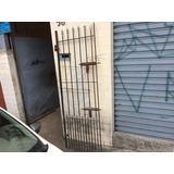 Portão 72x2.10 Ferro Reforçado Casa Sítio Zn Mandaqui Sp