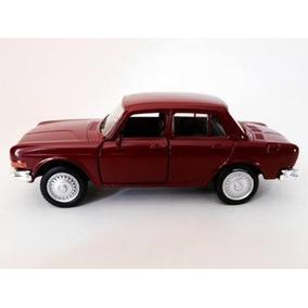 Miniatura Volkswagen 1600 - Carros Nacionais 2