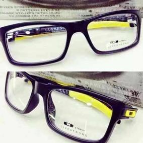 Armaã§ã£o De Oculos Masculino - Óculos Armações Amarelo no Mercado ... 6fd2f955c5