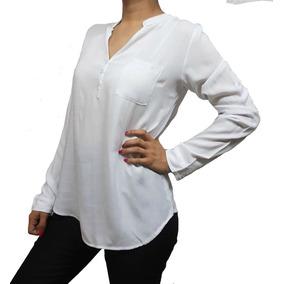 b98b1c25e8edf Blusa Blanca Mujer - Ropa y Accesorios en Mercado Libre Argentina