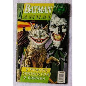 Hq Batman Anual N.3 - O Primeiro Contato Com O Coringa