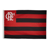 Bandeira Flamengo Torcedor 2 Panos