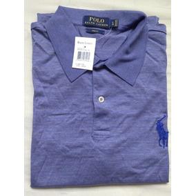 Camisa Polo Ralph Lauren Tamanho G L Original Promoção Malha 9cf82c75d75