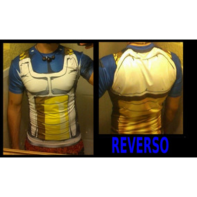 Camiseta O Playera De Vegeta