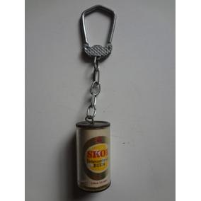 Chaveiro Antigo Skol International Beer
