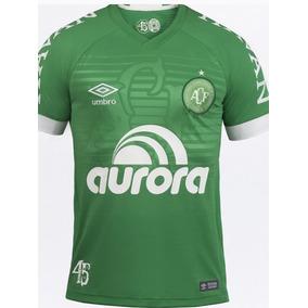 42eef80b532c4 Camisa Masculina Chapecoense Of. 1 2018 S n