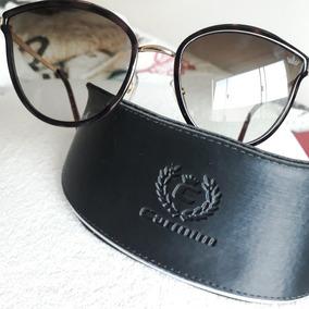 Óculos Solar Carmim Crm 32302 Modelo Aviador Preto - Óculos no ... 416903e691