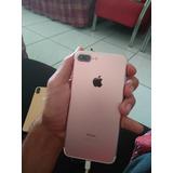 Iphone 7plus 128gb Rosa