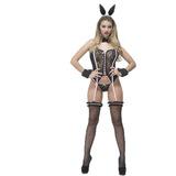 c4016508c817 Disfraz Conejita Sexy Playboy + Medias Lisas - Fun*
