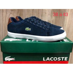 c0e54208ec65d Sapatenis Lacoste Feminino - Calçados, Roupas e Bolsas no Mercado ...