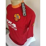 Camisa Roma Kappa Masculina - Camisas de Times Italianos de Futebol ... 5a2962310dccf