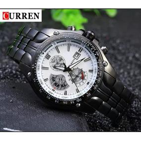 a92328cd0d5 Relogio Branco Imita O De Uma Luxo Masculino Rolex - Relógios De ...