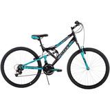 Huffy Trail Runner Bicicleta De Montaña Rodada 26 Para Dama