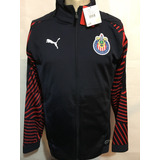 Chamarra Chivas Puma 100%original Jacket 2019 Azul