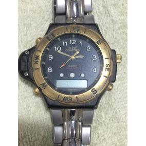 3f7f9f67549 Relogio Quartz Net Work Ppm 510 Am Magnum - Relógios De Pulso no ...