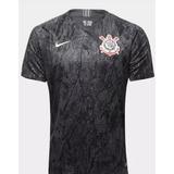 8d2ca5a182188 Nova Camisa Corinthians Modelo 2018 19 Lançamento Envio 24h