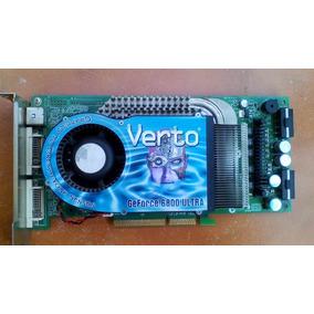 Tarjetas De Video Agp His Iceq Y Geforce 6800 Vento