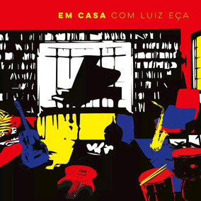 Diversos - Em Casa Com Luiz Eça - Cd - Toninho Horta - Novo