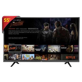 Smart Tv Led 55 Ultrahd 4k Ptv55u21dswnt, 3 Hdmi, 2 Usb, Mi