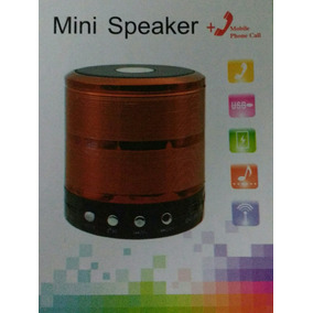 Mini Mp3 Speaker Bluetooth Lindo E Potente