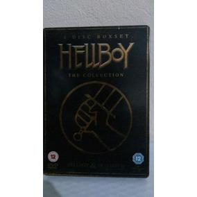 Steelbook Hellboy (dois Filmes) Importado