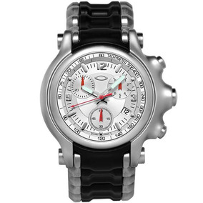 dbfeec42ad0 Reloj Oakley Holeshot Bracelet White De Colección Toys4boyst