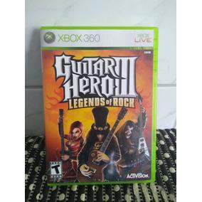 Guitar Hero 3 Legends Of Rock Xbox 360