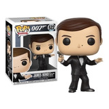 Funko Pop James Bond 522 Roger Moore