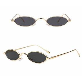 bce6938d4e324 Oculos Redondo Pequeno Preto - Óculos no Mercado Livre Brasil