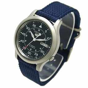ff5d5db9633 Relogio Seiko 5 Automatico Militar - Relógio Seiko Masculino no ...