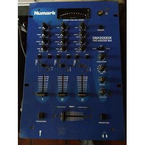 Mezclador Numark Dm2000 X